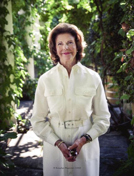 Cumpleaños N° 75 de la reina Silvia  L15430393581193072_13